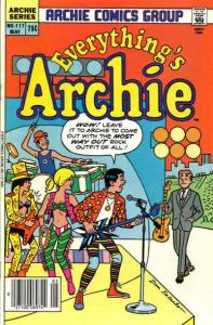 Everything's Archie #117, NM- (Stock photo)