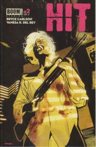 Hit #2 VF/NM; Boom! | save on shipping - details inside