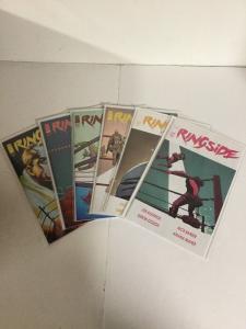 Ringside 1-6 Lot Set Run Nm Near Mint Image Comics