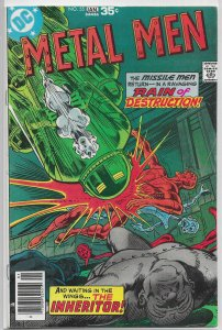 Metal Men   vol. 1   #55 VG