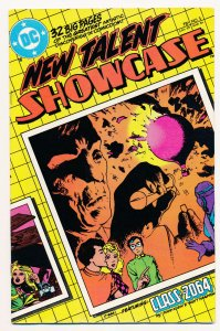 New Talent Showcase (1984) #3 NM