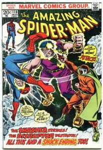 Amazing Spider-Man #118 1973- Marvel Bronze Age comic VG