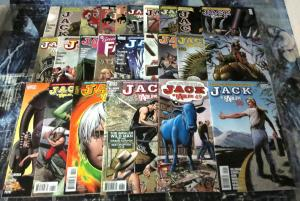 Jack of Fables Collection #2!  24 books from 21-50! VF/+  Vertigo, Willingham