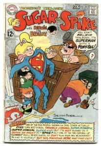 Sugar and Spike #83 1969- DC Comics- Sheldon Mayer VG