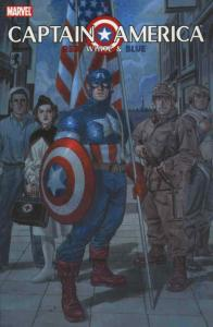 Captain America: Red, White & Blue #1 VF/NM; Marvel | save on shipping - details