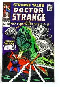 Strange Tales (1951 series) #166, VF- (Actual scan)