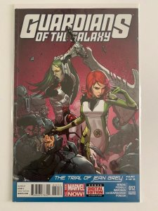Guardians of The Galaxy 12 2nd Print Trial of Jean Grey Part 4 Marvel Comics VF