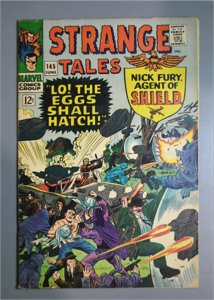 Strange Tales #145  F/Better  Actual Photo
