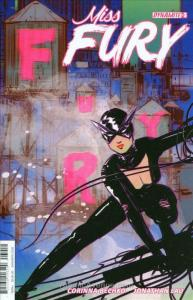 Miss Fury (Dynamite, Vol. 2) #3A VF/NM; Dynamite | save on shipping - details in