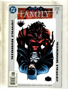 13 Comic Books Batman Family 1 2 3 5 6 7, Vamps 5 2 4 6, Zero Hour 2 3 4 J393