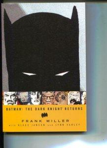 Batman: The Dark Knight Returns-Frank Miller-TPB- trade