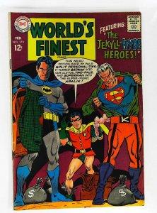 World's Finest Comics #173, VG+ (Actual scan)