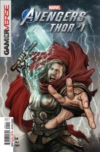 Marvels Avengers Thor #1 (2020) NM
