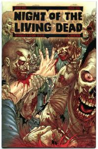NIGHT of the LIVING DEAD Aftermath #10, NM, Gore, 2012, more NOTLD in store