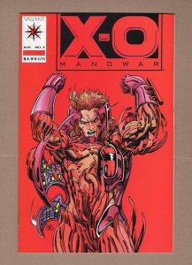 X-O Manowar #5 (1992)