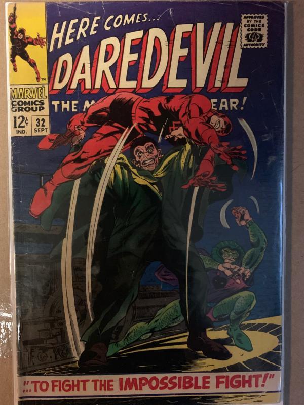 Daredevil (1964) 32 VG+ (4.5)