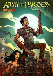 Army of Darkness (3rd Series) #12 VF/NM; Dynamite | save on shipping - details i