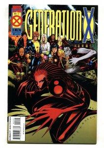 Generation X #2 comic book 1st full appearance of Penance, Monet St. Croix Ma...