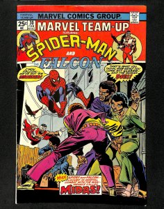 Marvel Team-up #30
