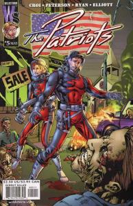 Patriots, The #5 VF; WildStorm | save on shipping - details inside