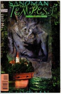SANDMAN #75, NM-, Vertigo, Neil Gaiman, Vess, w/ poster 1996, more in store