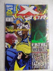 X-FACTOR # 92