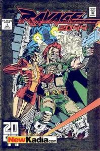 Ravage 2099 #1, VF+ (Stock photo)