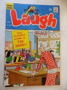 LAUGH # 197 ARCHIE COMICS JUGHEAD JOSIE BETTY HUMOR
