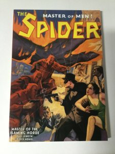 The Spider 50 Nm Near Mint Pulp Reprint Bold Venture