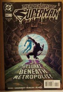 Adventures of Superman #554 (1998)