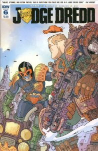 Judge Dredd (5th Series) #6 VF/NM; IDW | save on shipping - details inside