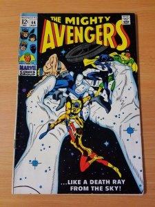 The Avengers #64 ~ FINE - VERY FINE VF ~ (1969, Marvel Comics)