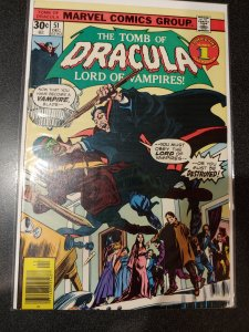 THE TOMB OF DRACULA #51 BLADE
