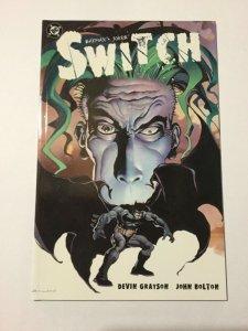 Batman/Joker: Switch 1 Near Mint Nm Prestige Dc