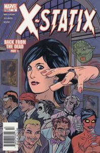 X-Statix #13 VF/NM; Marvel   save on shipping - details inside