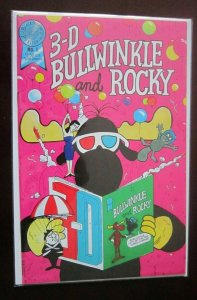 Bullwinkle and Rocky 3D #1 8.0 VF (1987)