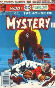 House of Mystery (1951 series) #243, VG (Stock photo)