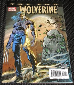 Wolverine: The End #1 (2007)