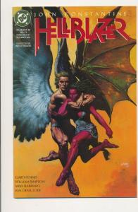 DC Comics John Constantine HELLBLAZER  #60 1992 ~ NM (PF492)