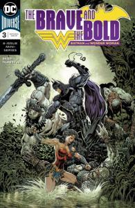 Brave & Bold Batman & Wonder Woman #3 (DC, 2018) NM