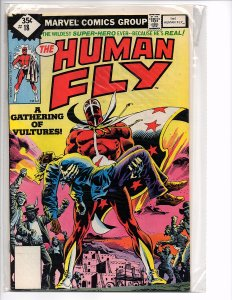 Marvel Comics The Human Fly #18 Next to Last Issue