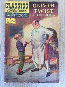 Classics Illustrated #23 (1945)