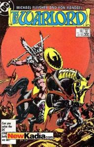 Warlord (1976 series) #110, NM- (Stock photo)