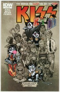KISS KIDS #2 Cvr A (IDW, 2013) VF