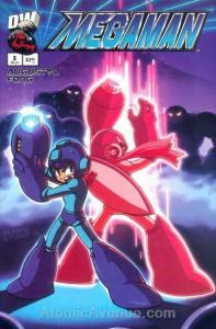 Mega Man #3 VF/NM; Dreamwave | save on shipping - details inside