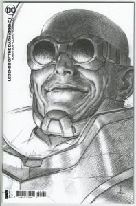 Legends Of The Dark Knight #1 Federici 1:25 Sketch Variant (DC, 2021) NM