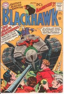 BLACKHAWK 213 FINE   October 1965 COMICS BOOK