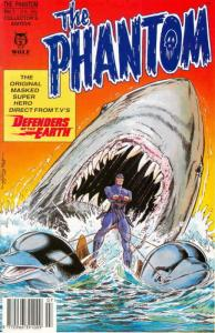 Phantom, The (4th Series) #1 FN; Wolf   save on shipping - details inside