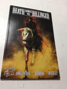 Death comes To Dillinger Tpb Nm Near Mint Collected Edition