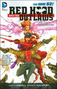 Red Hood and the Outlaws TPB #1 (5th) VF/NM; DC | save on shipping - details ins